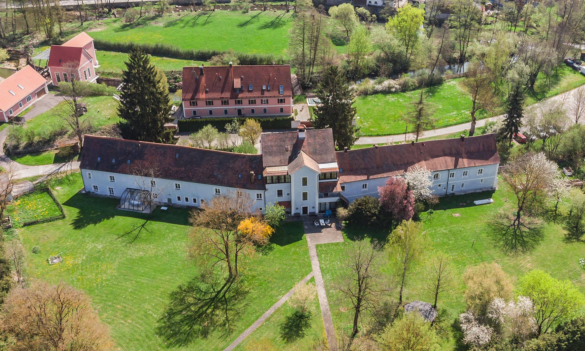 Hammerschloss Traidendorf
